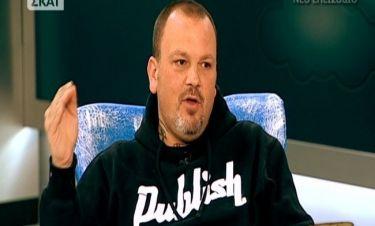 Δημήτρης Σκαρμούτσος: «Δυσκολεύτηκα περισσότερο να κόψω το αλκοόλ από τα ναρκωτικά»