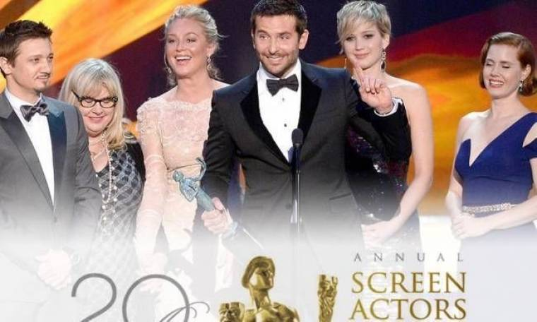 Βραβεία SAG: Όλοι οι νικητές της βραδιάς!