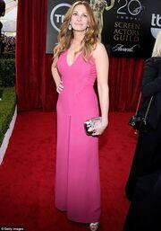 Ατύχημα και παραλίγο τραγωδία στα SAG Awards: Έσπασε το κιγκλίδωμα μπροστά από την Julia Roberts!