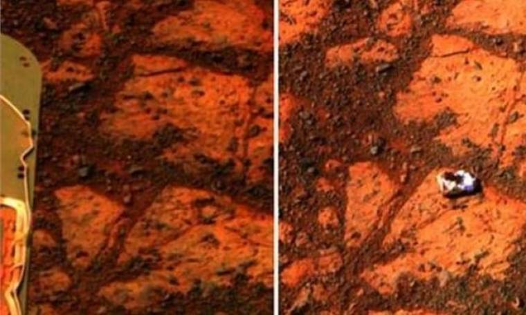 Συναγερμός στη NASA από μυστηριώδες αντικείμενο στον Άρη