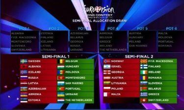 Εurovision 2014: Η Ελλάδα διαγωνίζεται στον β ημιτελικό στις 8 Μαΐου!