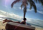 Irina Shayk: Η σέξι φωτογραφία της που ανέβασε στο Instagram