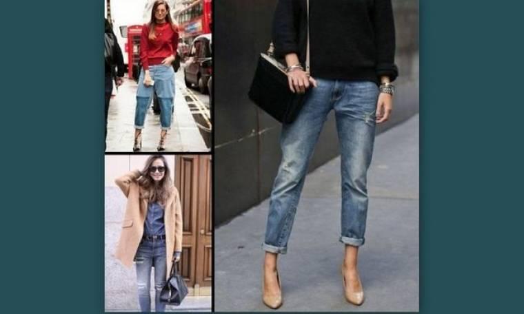 Αγαπημένο μου blue jean! Οι 10 πιο εντυπωσιακοί τρόποι να το φορέσεις τον χειμώνα