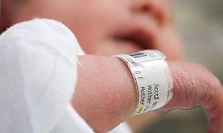 Κρήτη: Το μωρό δεν το έφερε ο... πελαργός!