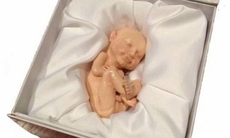 Hρθαν τα 3D babies! Μετατρέπουν σε τρισδιάστατη κούκλα φυσικού μεγέθους, το αγέννητο μωρό μας! (εικόνες)