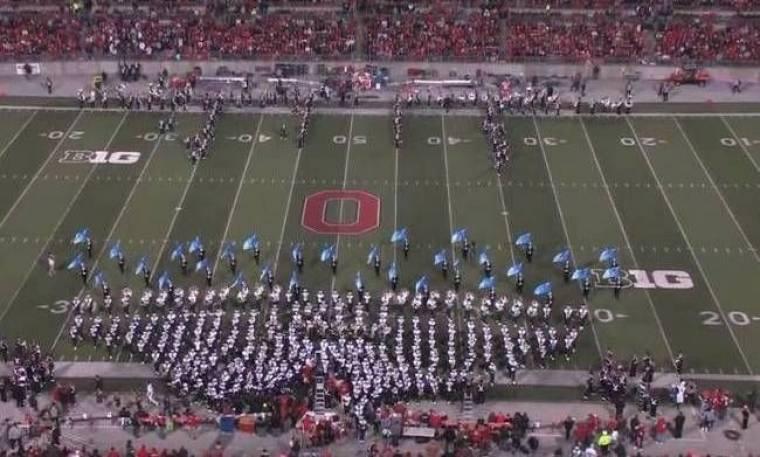 Μοναδική χορογραφία από μπάντα πανεπιστημίου! (βίντεο)