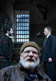 Γιώργος Κιμούλης: Σε μια μοναδική ερμηνεία στην παράσταση «Ο επιστάτης»!
