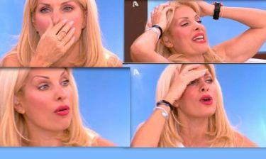 Τα' παιξε η Ελένη στον «αέρα»: «Με βλέπετε; Τρομάζω! Μην αλλάξετε κανάλι! Παναγία μου!»