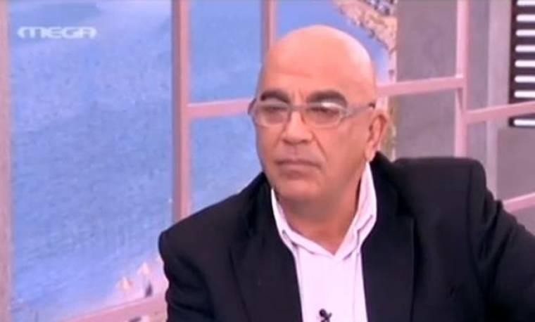 Γιάννης Ζουγανέλης: «Ξύρισα το κεφάλι μου γιατί δεν μπορούσα να βλέπω τον εαυτό μου»
