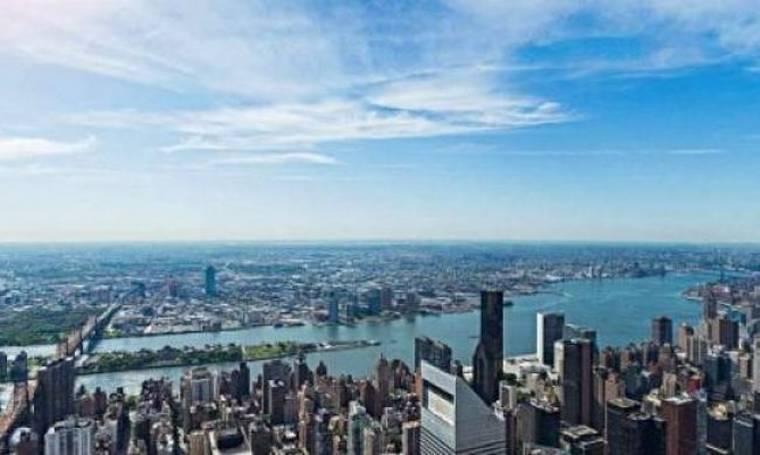 Θέλεις να ζήσεις εδώ! Η θέα από το πιο ακριβό διαμέρισμα του κόσμου