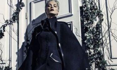 Αγνώριστη η Daria Werbowy στην ανοιξιάτικη καμπάνια του οίκου Balenciaga