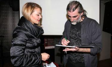 Παρουσίασε το βιβλίο του ο Φίλιππος Πλιάτσικας