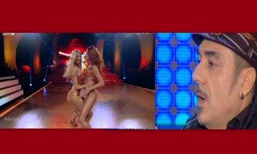 Σφακιανάκης για τον σέξι χορό Στικούδη-Αραβανή: «Ήταν πρόστυχο»