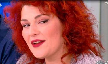 Το ερωτικό μήνυμα της Κατερίνας Ζαρίφη στον σύντροφό της on air
