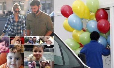 Shakira-Pique: Γιόρτασαν τα πρώτα γενέθλια του γιου τους! (φωτογραφίες)