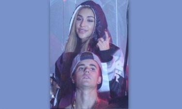 H «καυτή» παρέα του Bieber στην Lamborghini