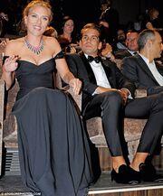 Scarlett Johansson: «Είμαι βαθιά ερωτευμένη»