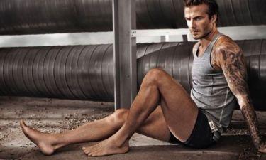 Δείτε τον David Beckham να… γδύνεται!
