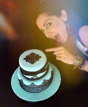 Η τούρτα που εντυπωσίασε την Δέσποινα Βανδή!