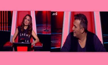 «Θανατηφόρες» ατάκες για τον Νότη στο «The Voice» από Βανδή και Ρέμο!