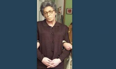 Δεν θα πιστεύετε ποιος κρύβεται πίσω από τη μεταμφίεση της γηραιάς κυρίας
