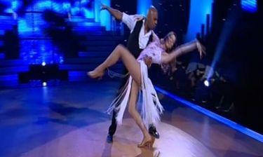 Το foxtrot του Ησαΐα Ματιάμπα στον ημιτελικό του «Dancing with the stars 4»