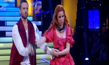 Κατερίνα Στικούδη: Χόρεψε πάσο ντόμπλε με τον…πειρατή της!