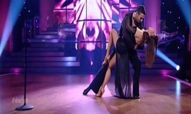 Η σέξι χορογραφία της Καίτης Γαρμπή στον ημιτελικό του «Dancing with the stars 4»