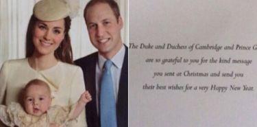 Το ευχαριστήριο μήνυμα του πριγκιπικού ζεύγους