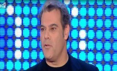 Άρης Σαμολαδάς: « Στο πρώτο live του «Dancing » είχα άγχος μήπως πω το όνομα της Ζέτας»