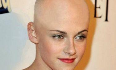 Η Kristen Stewart και το ξυρισμένο κεφάλι της!