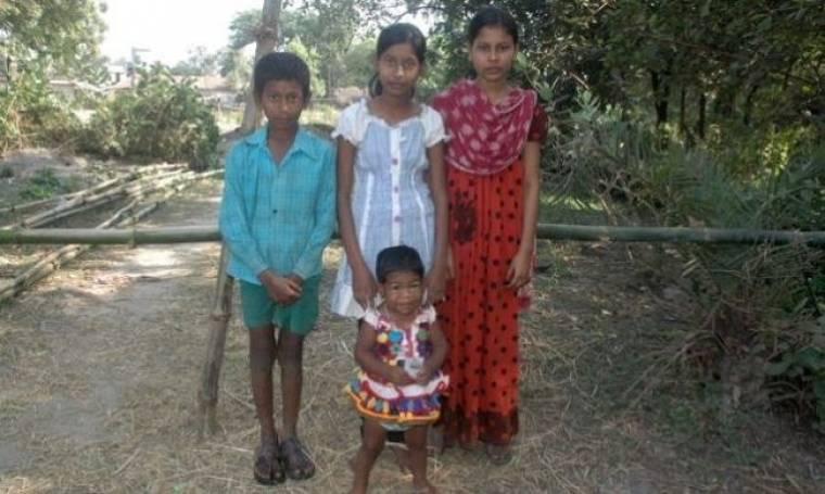 19χρονη «εγκλωβισμένη» σε σώμα... 2χρονου παιδιού