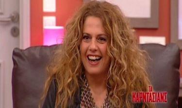 Ελένη Τσαλιγοπούλου: «Έχω κάνει πέντε χρόνια ψυχανάλυση. Θα τρελαινόμουν»