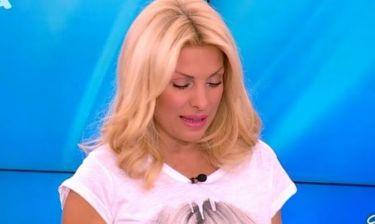 Η Μενεγάκη «έσφαξε με το γάντι» την Καλλιμούκου on air!
