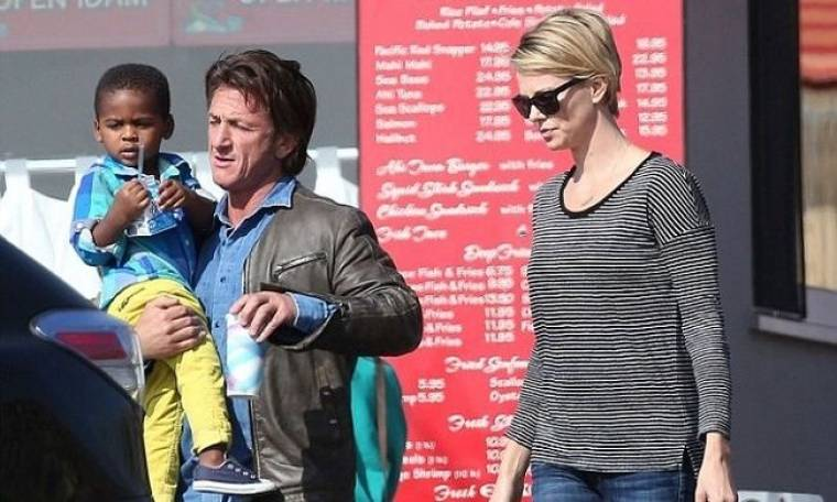 Charlize Theron-Sean Penn: Δεν είναι μόνο ερωτευμένοι! Έχουν γίνει οικογένεια!