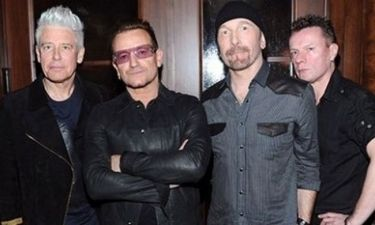Κίνηση ανθρωπιάς από τους U2