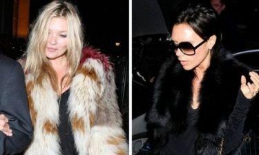 Η faux fur είναι μόδα! Βάλτε την στη ντουλάπα σας με έμπνευση διάσημες κυρίες
