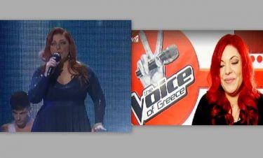 Τζωρτζίνα Καραχάλιου: Άφησε την Eurovision και πήγε στο «Τhe Voice»!