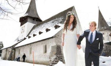 Πριγκιπικός γάμος στο Γκσταάντ! Οι Έλληνες καλεσμένοι και οι πρώτες φωτογραφίες!