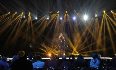 Έλενα Παπαρίζου: Τα προγνωστικά τη θέλουν φαβορί στον αποψινό τελικό του Σουηδικού διαγωνισμού για τη Eurovision