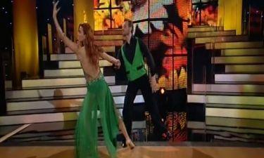Το βιενέζικο βαλς της Κατερίνας Στικούδη στον τελικό του «Dancing with the stars 4»