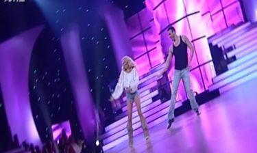 Γωγώ Μαστροκώστα: Το sexy comeback της στο «Dancing with the stars 4»