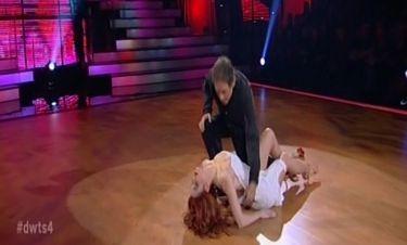 Η μπατσάτα του Θάνου Καληώρα στον τελικό του «Dancing with the stars 4»