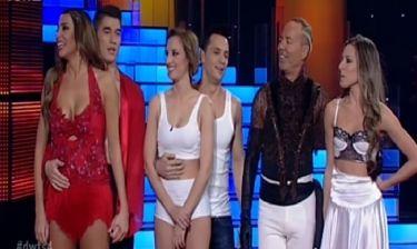 Ελένη Χατζίδου- Κλέλια Πανταζή- Λάκης Γαβαλάς: Χόρεψαν και πάλι στο παρκέ του  του «Dancing with the stars 4»