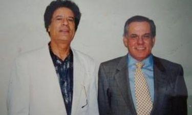 Νέες αποκαλύψεις για τον Καντάφι!