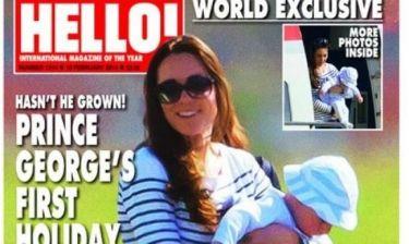 Kate Middleton: Διακοπές με τον γιο της στην Καραϊβική