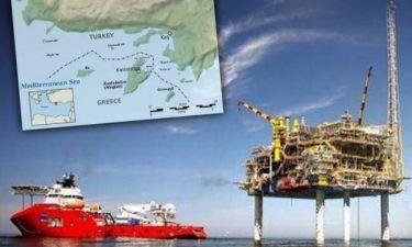 Οι Τούρκοι μας κλέβουν ενέργεια
