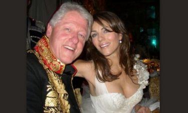 Παγκόσμιο σκάνδαλο: Ερωμένη του Bill Clinton και η Elizabeth Hurley! (φωτό)