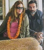 Με την Καλλιόπη Καρβούνη στην Ινδία!