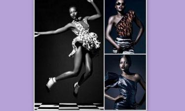 H φωτογράφηση της Lupita Nyong'o για τη Vogue Italia